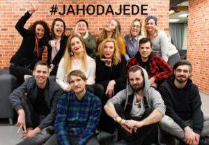 Nezisková organizace JAHODA